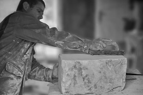 Dresseur de pierres