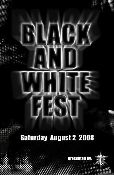 Black & White Fest