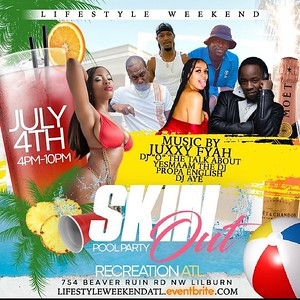 SKIN OUT POOL PARTY 2021