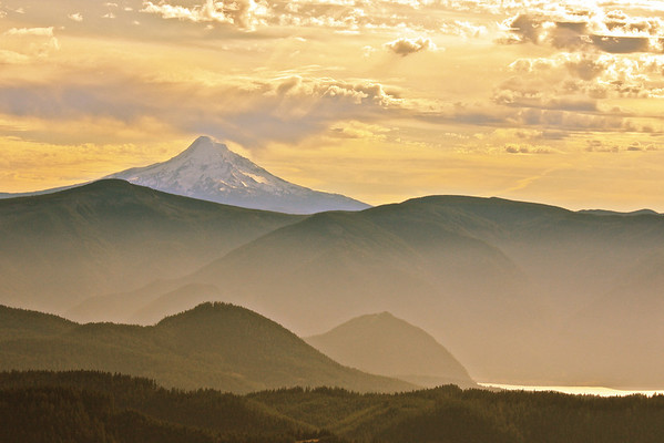 Columbia River Gorge - West