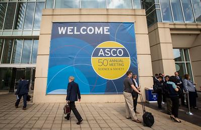 2014 ASCO Annual Meeting General Views