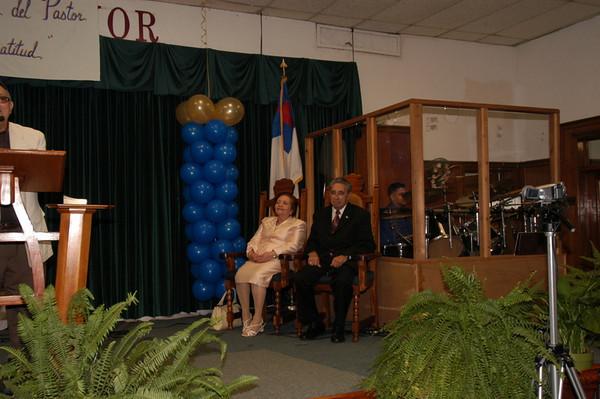 Dia del pastor 2009