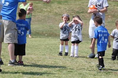 Rachel & Cole's Soccer '11