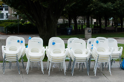 Sukkahville 2013 - Chair Sukkah