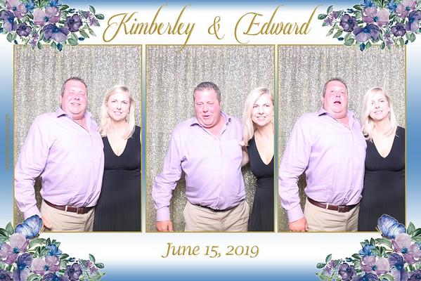 6 15 19 Kim and Eddie