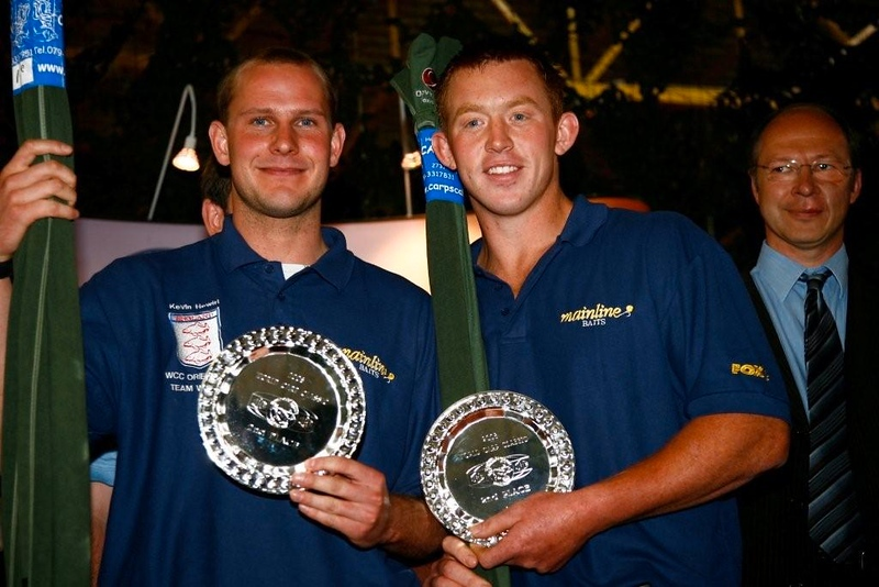 WCC08-leoneric-Kevin Hewitt & Mark Bartlet. Winners Team Carpworld & Runners up overall