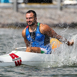 ICF Paracanoe World Championships Moscow 2014