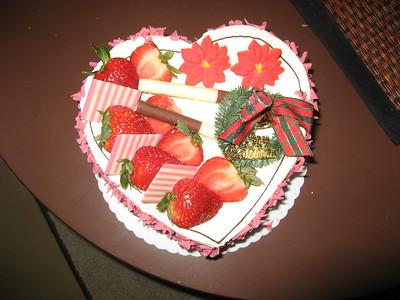 Christmas 2009 Cake