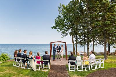 Margaret & Eric - Ceremony