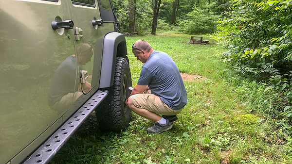 Backcountry Discovery Routes - Mid Atlantic - July 2020