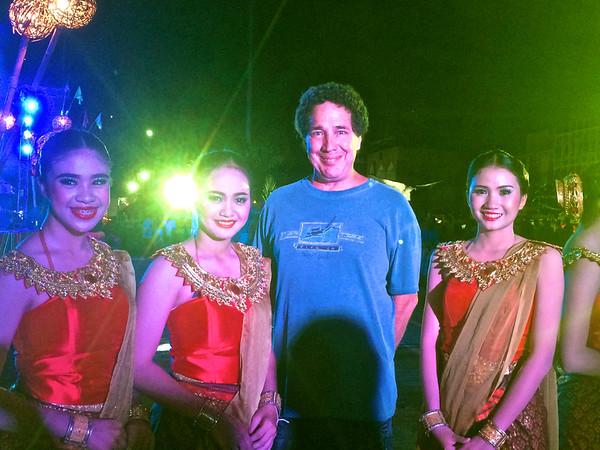 Krabi Boek Fa Andaman Festival, Nov. 2014