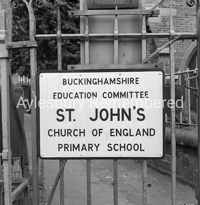 St John's School, Sep 1965