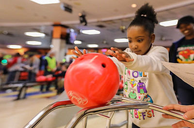 Special Olympics - Bowling - Day 3 -  Elementary Schools - Mon  -  Dec 5,  2016