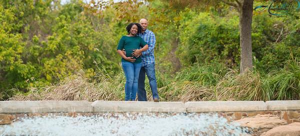 Mr & Mrs Gonder Maternity Shoot