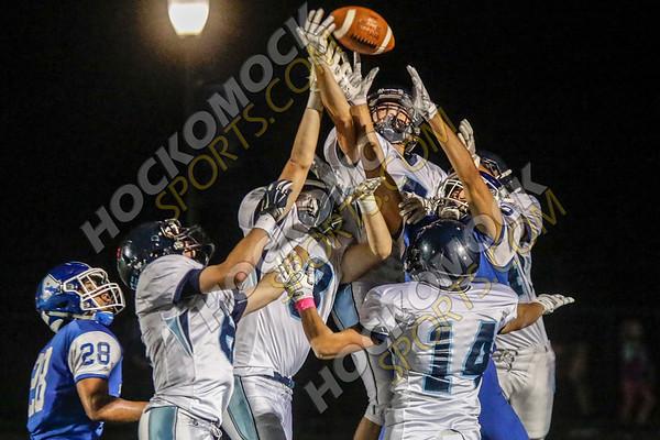 Attleboro-Franklin Football - 10-20-17