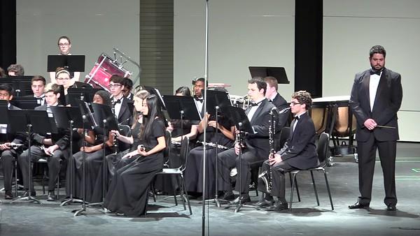 UIL Symphonic Band 4/20/2017