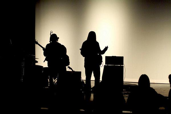 Elgin - Larkin High School Garage Band Night