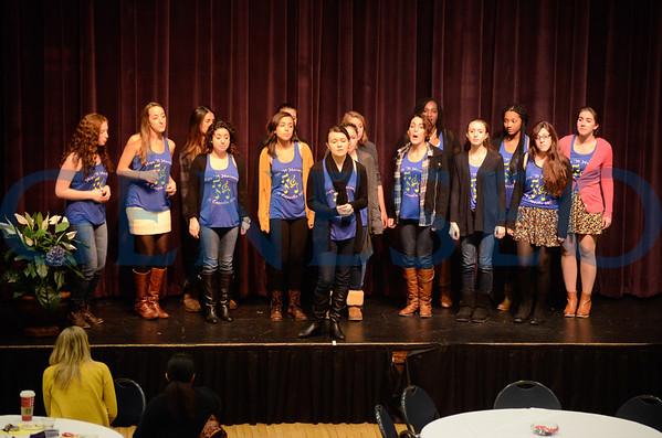 Student Organization Awards (Photos by JC '17)