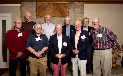 5/17/18: Class of 1953 and 1948 Reunion