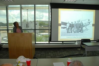 July 2017 East  Coast Chapter Tuskegee Airmen Meeting