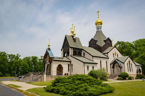 Liturgy at St. Alexander Nevsky