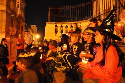 Halloween Special - Haunted Tour Birgu - Thursday 30th October 2014