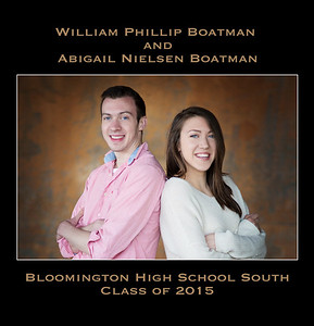 Will and Abby's album