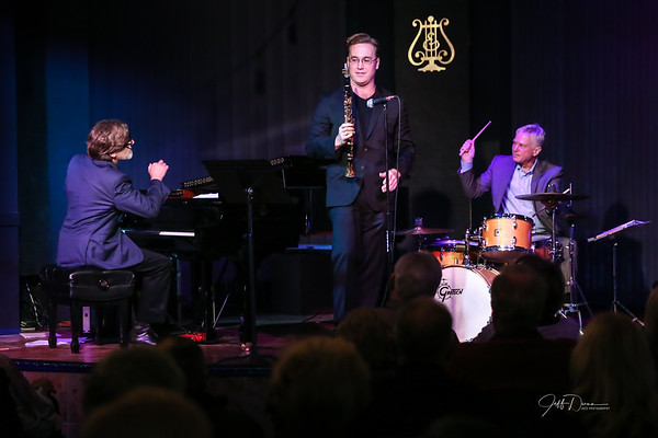 Pete Siers, Dave Bennett, Cliff Monear - Steinway 1-23-2019