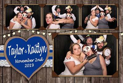 Taylor and Kaitlyn's Wedding