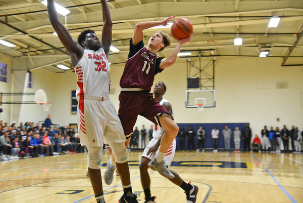 Sidwell Friends (DC) vs. St. Stephens St. Agnes boys basketball