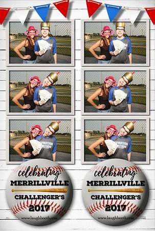 Merrillville Challenger's Baseball 2017