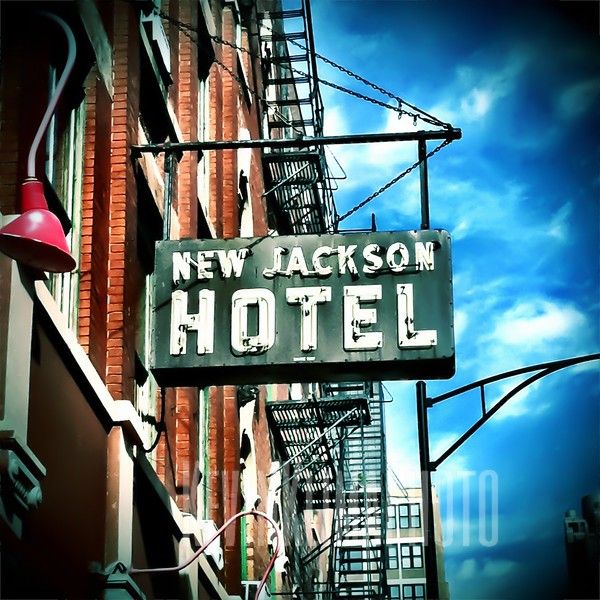 New Jackson Hotel  (closed)