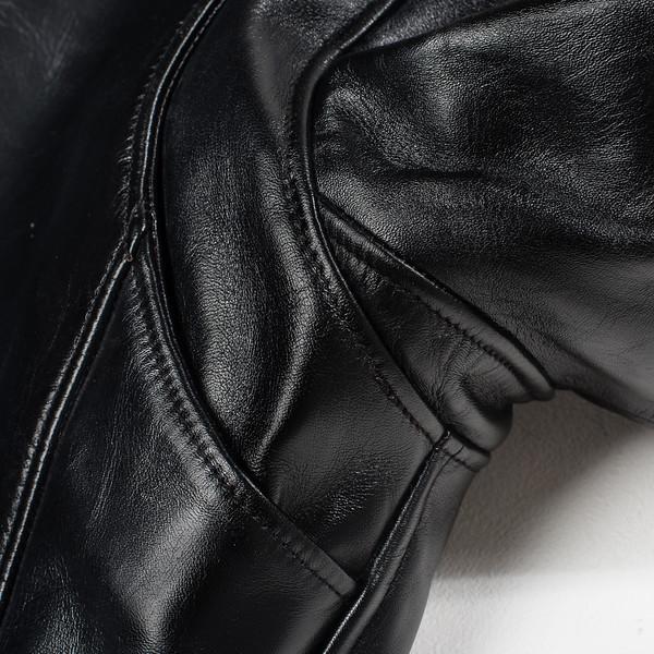 IHJ-35 - Black Japanese Horsehide Rider's Jacket13 copy.jpg