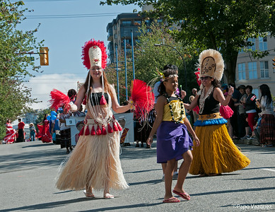 Caribbean Day Festival N. Vancouver, BC 7/26/14