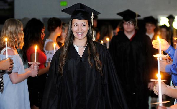 2018 Daleville graduation
