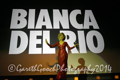 Bianca Del Rio : Rolodex of Hate! Castro Theater, San Francisco, 19th December 2014.