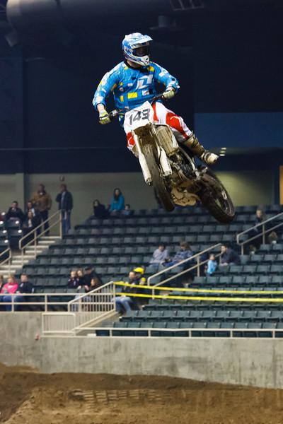 Redmond Arenacross 2012