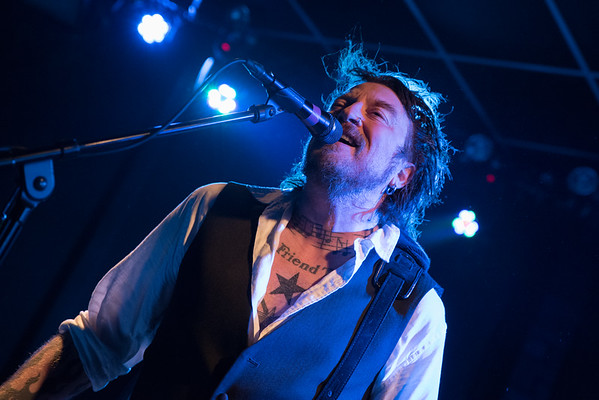 The Ginger Wildheart Band + Support