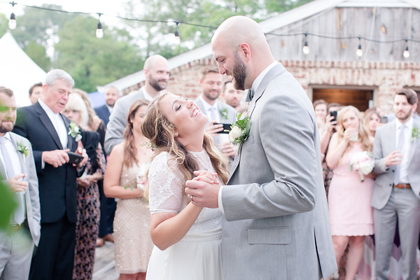 Aleece and Kyle | Married