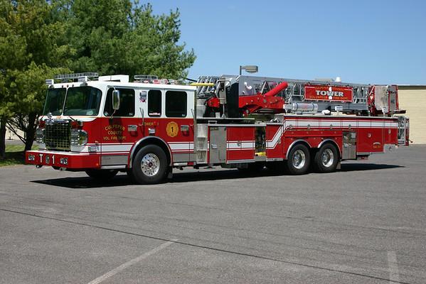 Company 1- Culpeper County Fire Department (Culpeper, VA)