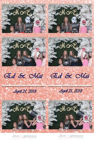 Ed & Mai-Wedding-April 21 2018