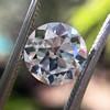 2.01ct Old European Cut Diamond Cut Diamond GIA E, VS1 8