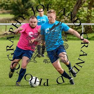 Cookridge Charity Football Match