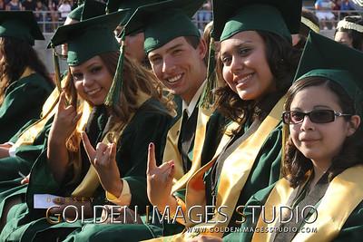 Tahquitz High School Graduation 2011