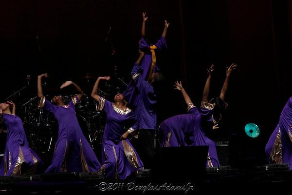 McDonalds Gospelfest 2011