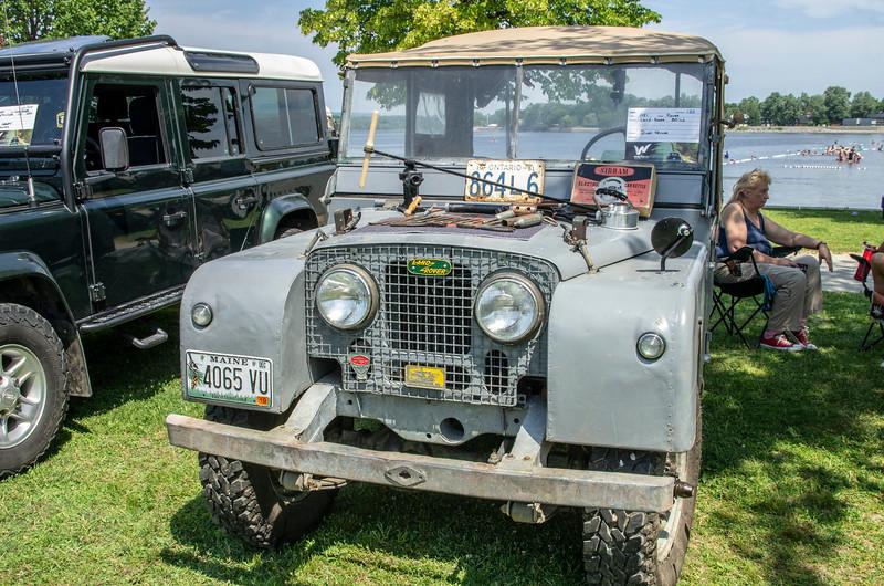 1951 Land Rover