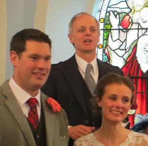 Kirsty & Fuzz - Wedding at Kilmalieu