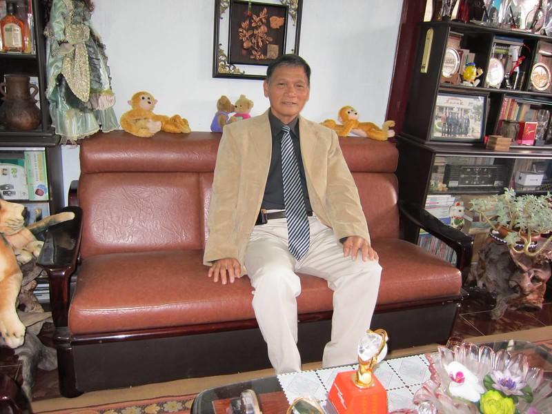 Thầy Phan Nam