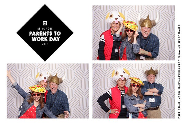 Square - Bring Your Parents to Work Day
