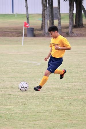 Men's Club Soccer vs. Prairie View A&M Fall 2018